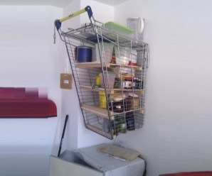 Top 10 Things To Make With Shopping Trolleys