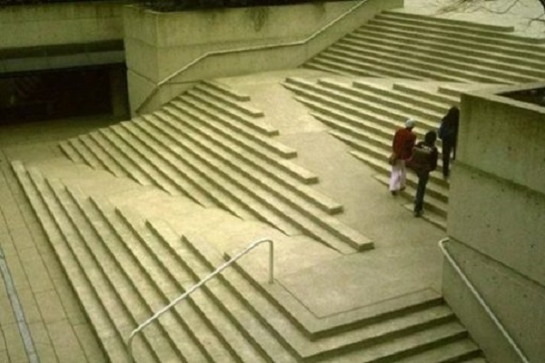 Ten Crazy, Scary, Amazing and Very Unusual Staircases