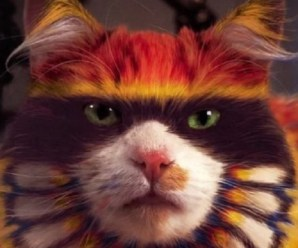 Ten Strange and Unusual Painted Cats (That Are Probably Not Real!)