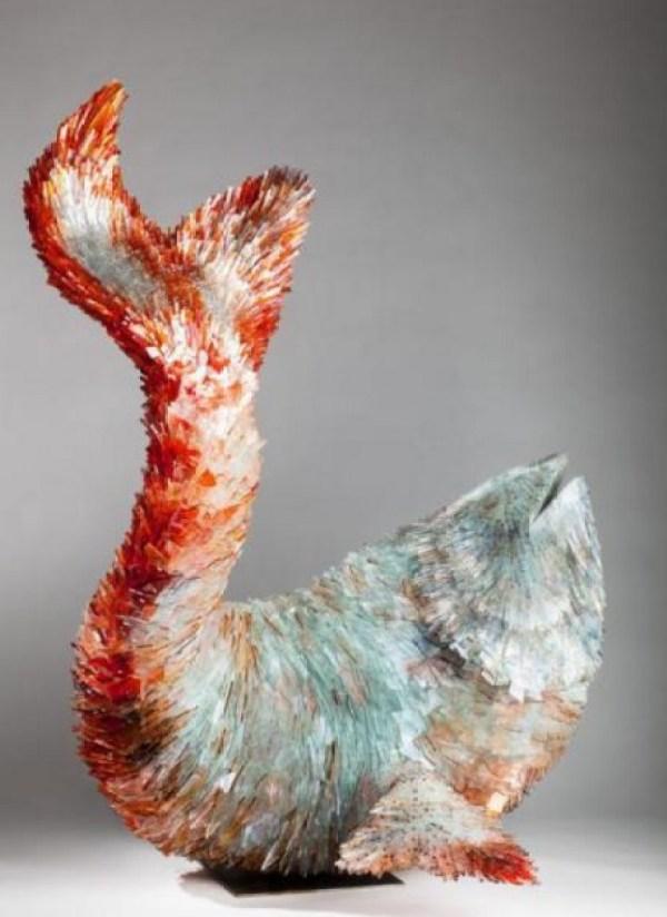 Marta Klonowska: Glass Animals (fish)