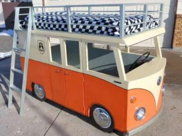 VW Bunk Beds
