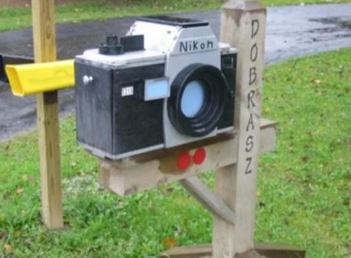 Camera Mailbox