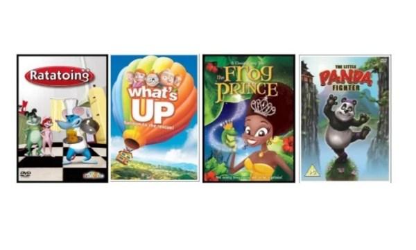 These Fake Name DVD's Seems Legit!