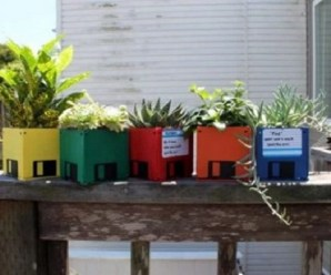 Ten Amazing Ways to Repurpose and Recycle 3.5 Floppy Disks (Diskettes)