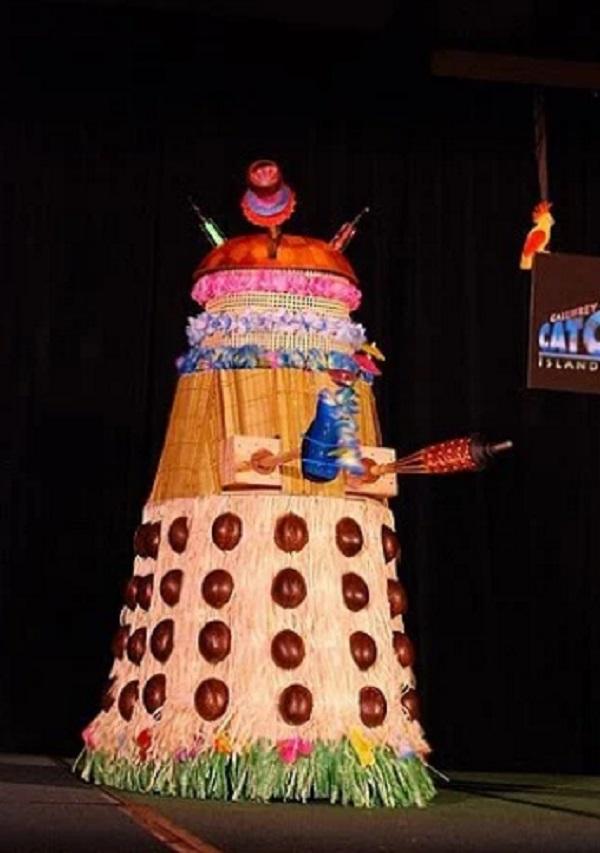 Hula Dalek
