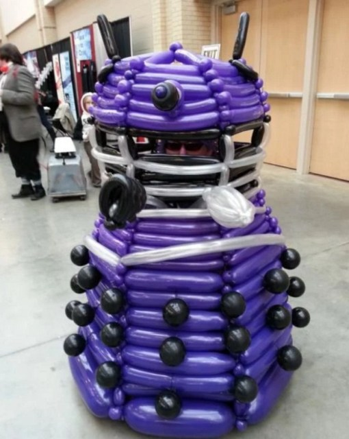 Balloon Model Dalek