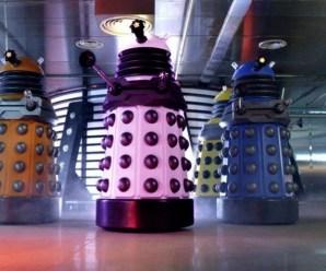 Ten Strange, Crazy, Weird and Unusual Daleks