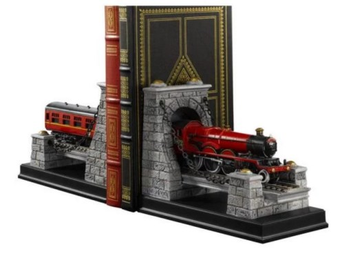 Hogwarts Express Inspired bookends