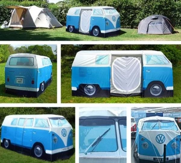 Volkswagen Campervan styled Tent