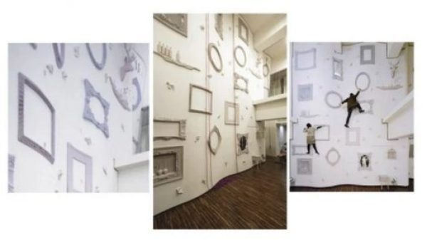 Designer Climbing Wall in Japan by Nendo