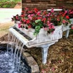 Ten Amazing Ways to Reuse, Repurpose and Recycle Pianos