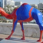 Ten Animals in Spiderman Costumes Who Love Slinging Webs