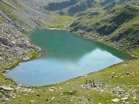 Shimshal Lake