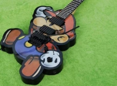 Ten Amazing and Unusual Guitars You Won't See in Shops Anytime Soon