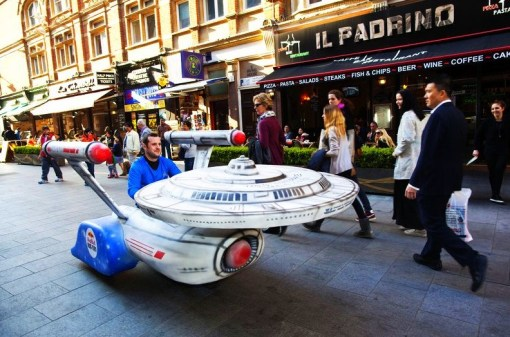 Top 10 Things That Look Like The USS Enterprise