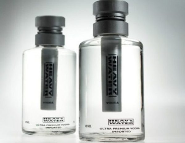 Heavy Water Ultra Premium Vodka