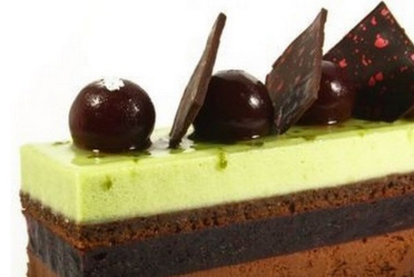 Green Tea Mousse Recipes