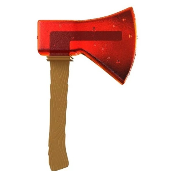 Chilax Axe Shaped Lolly Mould