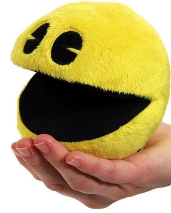 Pac-man Plush