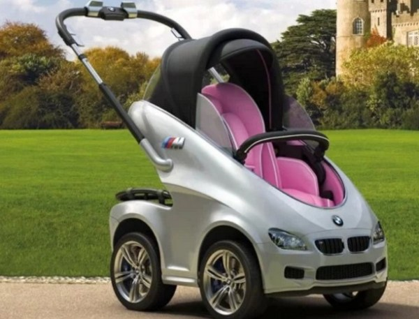 BMW Baby Buggie