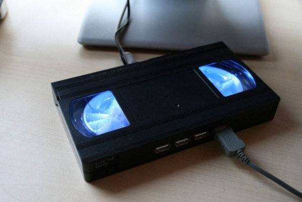 Ten Amazing Things To Make and Do With Old VHS Tapes
