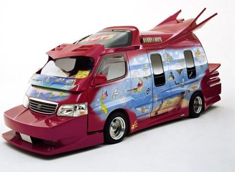 Top 10 Amazing Modified Vans