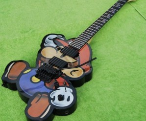 Top 10 Amazing and Unusual Guitars