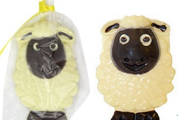Sheep Inspired Chocolate