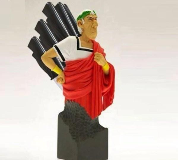 Julias Caesar Knife Block