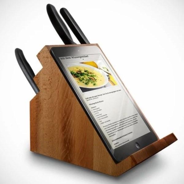 Victorinox 13-Slot Tablet Knife Block
