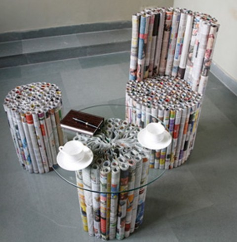 Top 10 Ways to Reuse and Recycle Newspapers