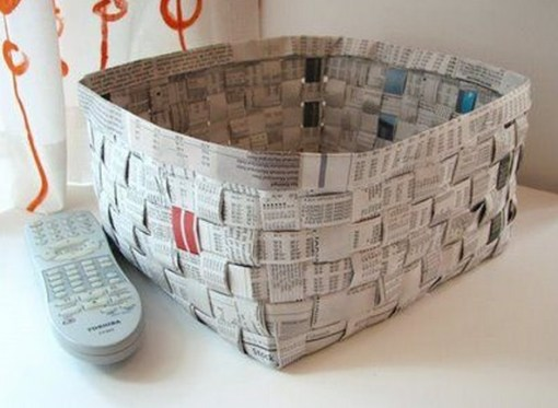 Top 10 Things To Do With Old Newspapers