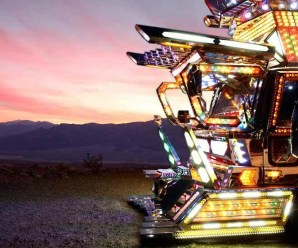 Top 10 Images of Japanese Dekotora Light Trucks