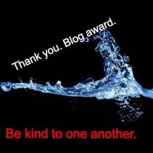 Be Kind Blog Award