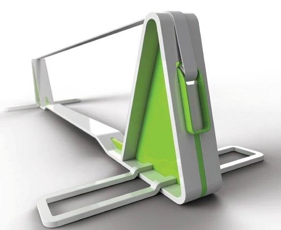 Concept Design of indoor slack line