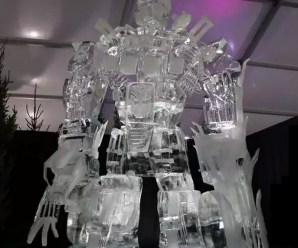 Top 10 Amazing and Unusual Ice Sculptures