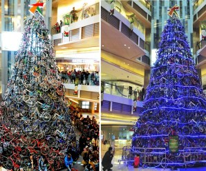 Top 10 Unconventional and Unusual Christmas Trees