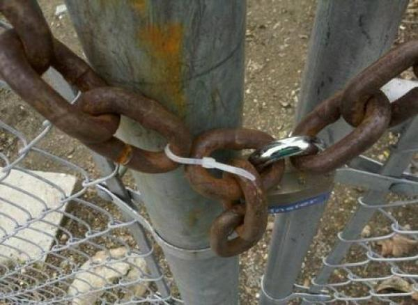 Chain Lock Fail