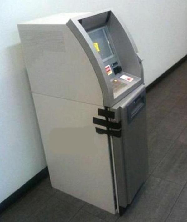 ATM Fail