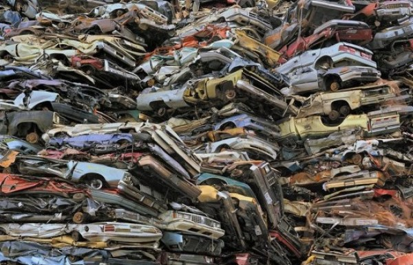 Graveyard of Cars