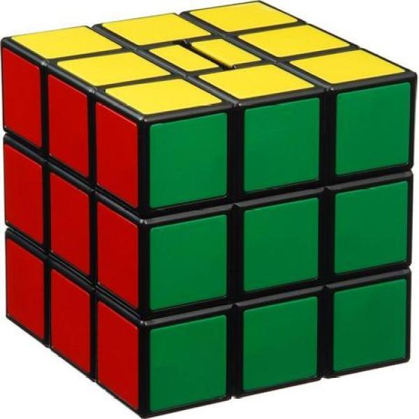 Rubik's Cube Inspired Money Box