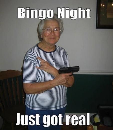 Top 10 Weird and Funny Bingo Memes