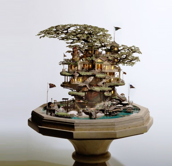 Top 10 Most Amazing Miniature Living Worlds