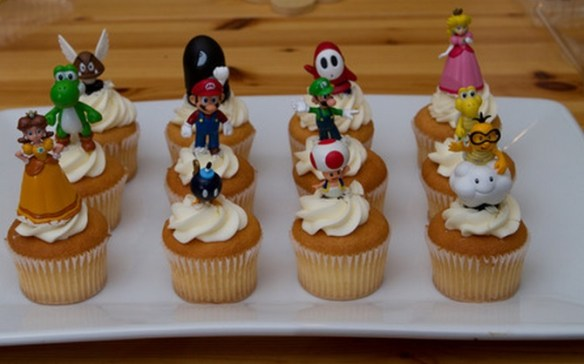 Top 10 Super Mario Party Food Ideas and Recipes