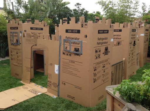 Top 10 Amazing Things Made From Cardboard Boxes