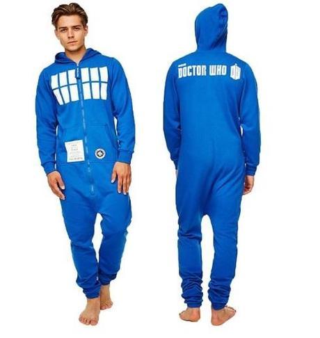 TARDIS Inspired Onesie