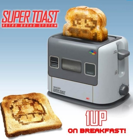 Top 10 Strange and Unusual Toasters