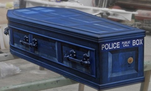 The World's Top 10 Most Unusual Coffins