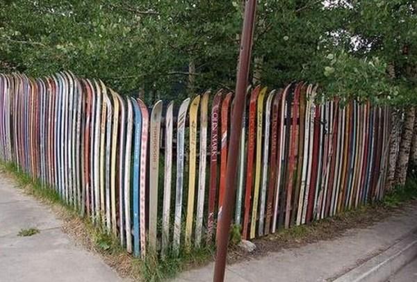 Top 10 Creative and Unusual Garden Fences