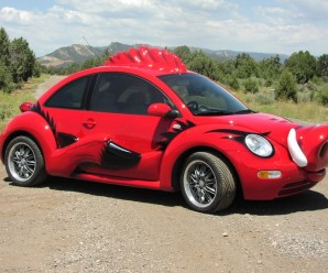 Top 10 Unusual Animal Themed Vehicles